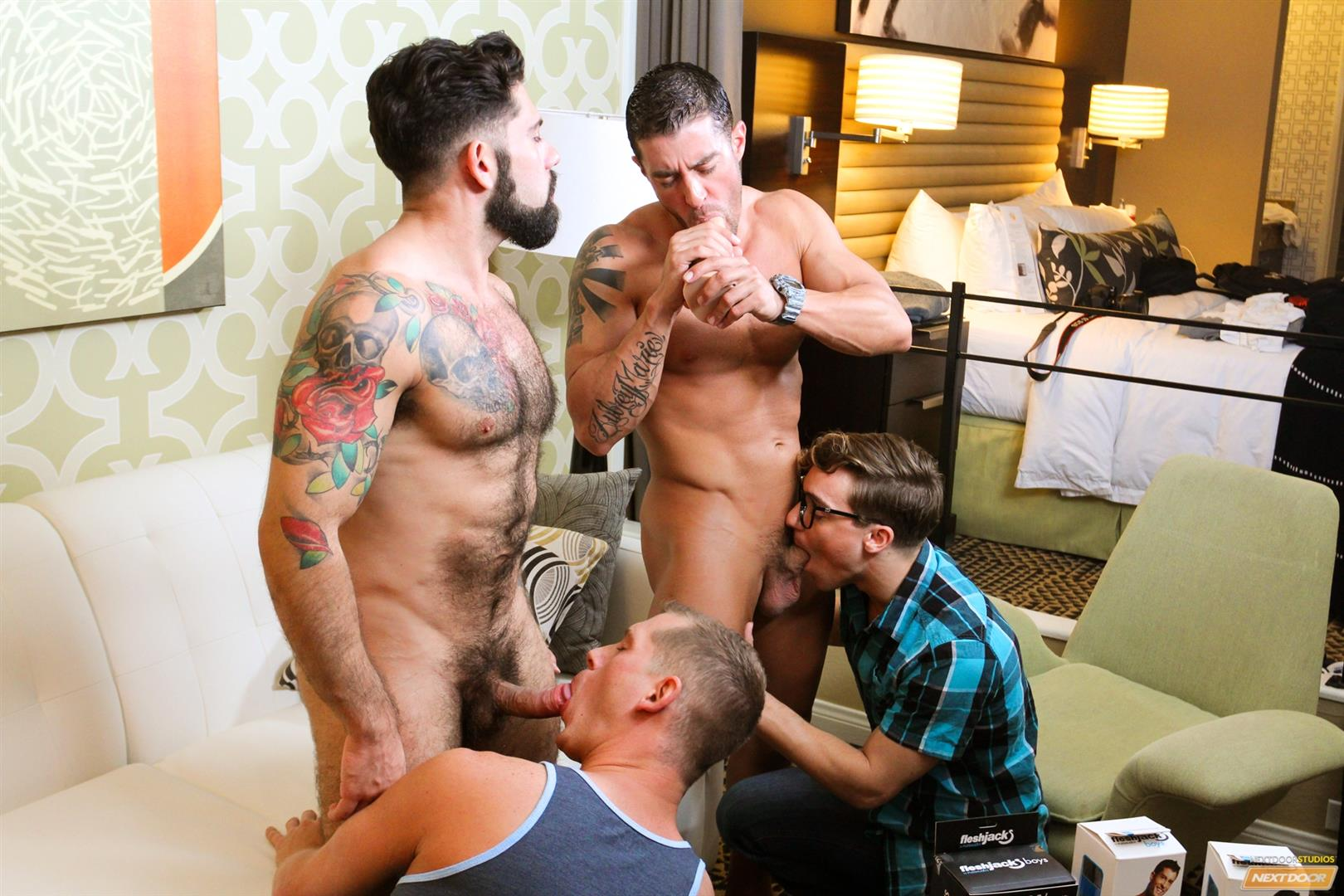 Cody-Cummings-and-Tyler-Morgan-and-Alessandro-Del-Torro-Cock-Sucking-Lessons-Amateur-Gay-Porn-12 Cody Cummings Gives The Boys Cock Sucking Lessons